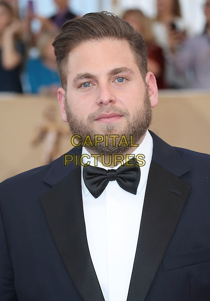 29 January 2017 - Los Angeles, California - Jonah Hill. 23rd Annual Screen Actors Guild Awards held at The Shrine Expo Hall. <br /> CAP/ADM/FS<br /> &copy;FS/ADM/Capital Pictures