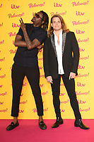 Giavanni Spano<br /> arriving for the ITV Palooza at the Royal Festival Hall London<br /> <br /> ©Ash Knotek  D3444  16/10/2018