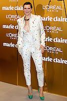Bimba Bose attends Marie Claire Prix de la Moda awards 2012 at French Embassy in Madrid. November 22, 2012. (ALTERPHOTOS/Caro Marin) /NortePhoto