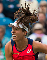 JOHANNA KONTA (GBR)<br /> <br /> TENNIS - AEGON INTERNATIONAL - DEVONSHIRE PARK, EASTBOURNE - ATP - 500 - WTA PREMIER, GB - 2017  <br /> <br /> <br /> &copy; TENNIS PHOTO NETWORK