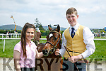 At the Kingdom County Fair in Ballybeggan on Sunday were Amy Hayes and Jack Dineen with Norman