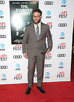 12 November 2017 - Hollywood, California - Seth Rogen. &quot;The Disaster Artist&quot; AFI FEST 2017 Screening held at TCL Chinese Theatre. <br /> CAP/ADM/FS<br /> &copy;FS/ADM/Capital Pictures