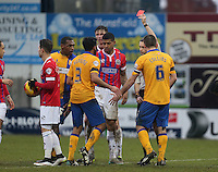 Mansfield Town vs Dagenham and Redbridge 20-02-16
