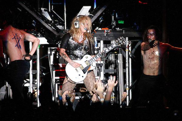 Ke$ha performing on her Get Sleazy Tour at Festival Pier in Philadelphia, Pa on August 17, 2011  © Star Shooter / MediaPunchInc