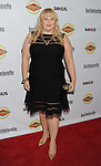 HOLLYWOOD, CA - AUGUST 23: Rebel Wilson arrives at the Los Angeles premiere of 'Bachelorette' at the Arclight Hollywood on August 23, 2012 in Hollywood, California.