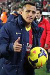 2014-01-05-FC Barcelona vs Elche CF: 4-0.