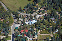 Cuchara, Colorado aerial