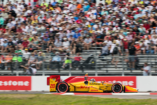 11-13 March, 2016, St Petersburg, Florida USA<br /> 28 Ryan Hunter-Reay<br /> ©2016, Sam Cobb<br /> LAT Photo USA