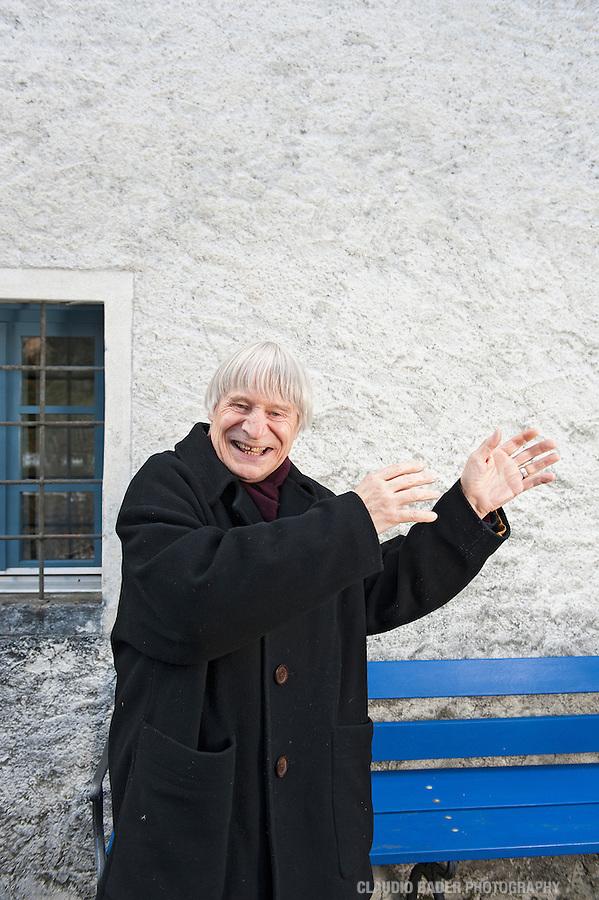 Dimitri; Clown, Teatro Dimitri, Centovalli, Switzerland