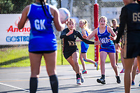 Jaya Stanley. Netball. 2019 AIMS games at Blake Park in Mount Maunganui, New Zealand on Wednesday, 11 September 2019. Photo: Dave Lintott / lintottphoto.co.nz