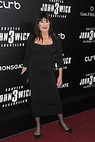 NEW YORK, NY - MAY 09: Anjelija Huston attends the &quot;John Wick: Chapter 3&quot; world premiere at One Hanson Place on May 9, 2019 in New York City.     <br /> CAP/MPI/JP<br /> &copy;JP/MPI/Capital Pictures