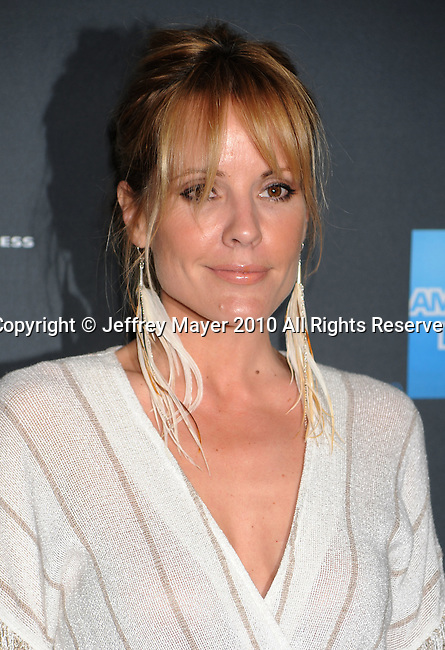HOLLYWOOD, CA. - March 23: Emma Caulfield arrives at the 2010 Tribeca Film Festival and Tribeca Film Celebration at Station, W Hotel on March 23, 2010 in Hollywood, California.