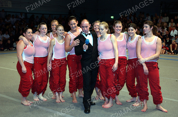 Liverpool Minnistrada 2003. General Gymnastics Festival held at Everton Park Sports Centre..Photos by Alan Edwards