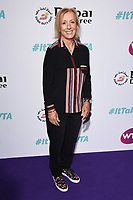 Martina Navratilova<br /> arriving for the WTA Summer Party 2019 at the Jumeirah Carlton Tower Hotel, London<br /> <br /> ©Ash Knotek  D3512  28/06/2019