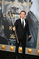 "LOS ANGELES - MAY 8:  Sebastian Roche at the ""King Arthur Legend of the Sword"" World Premiere on the TCL Chinese Theater IMAX on May 8, 2017 in Los Angeles, CA"