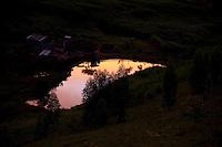 Abre Campo_MG, Brasil...Rota Imperial. Na foto vista geral da regiao de Abre Campo, Minas Gerais...The Royal Imperial Route. In this photo the view of the Abre Campo region, Minas Gerais...Foto: BRUNO MAGALHAES / NITRO