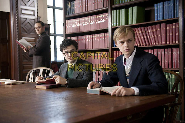 Ben Foster, Daniel Radcliffe, Dane DeHaan<br /> in Kill Your Darlings (2013) <br /> *Filmstill - Editorial Use Only*<br /> CAP/FB<br /> Image supplied by Capital Pictures