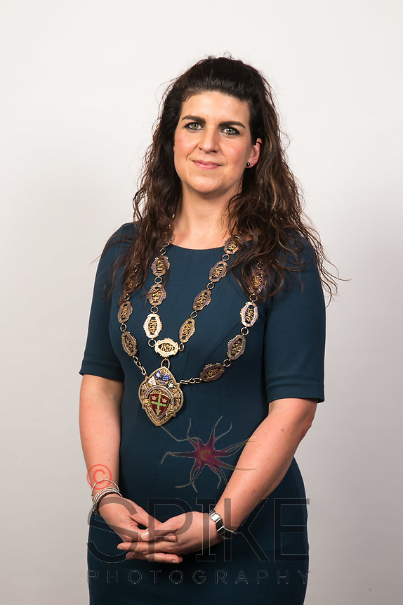 Kathryn Meir, President of Nottinghamshire Law Society