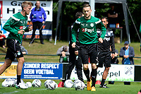 HAREN - Voetbal, Eerste Training FC Groningen  sportpark de Koepel, 01-07-2017,  FC Groningen speler Mike te Wierik