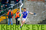 Templenoe's Danny Cahalane in the AIB GAA Football All Ireland Junior Club Championship.