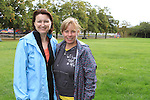Siobhan Steenson and Deirdre Donohoe at the free Pilates and Tai Chi Classes Held by Body Right at Dominics Park in aid of the Tania McCabe Foundation...(Photo credit should read Jenny Matthews www.newsfile.ie)....This Picture has been sent you under the conditions enclosed by:.Newsfile Ltd..The Studio,.Millmount Abbey,.Drogheda,.Co Meath..Ireland..Tel: +353(0)41-9871240.Fax: +353(0)41-9871260.GSM: +353(0)86-2500958.email: pictures@newsfile.ie.www.newsfile.ie.