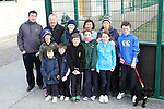 The Quinns, The Mahers and The McGloins at the 2011 Goal Mile in Beaulieu...(Photo credit should read Jenny Matthews www.newsfile.ie)....This Picture has been sent you under the conditions enclosed by:.Newsfile Ltd..The Studio,.Millmount Abbey,.Drogheda,.Co Meath..Ireland..Tel: +353(0)41-9871240.Fax: +353(0)41-9871260.GSM: +353(0)86-2500958.email: pictures@newsfile.ie.www.newsfile.ie.