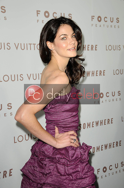 """Michelle Monaghan<br /> at the Premiere Of Focus Features' """"Somewhere,"""" Arclight Theater, Hollywod, CA. 12-07-10<br /> David Edwards/DailyCeleb.com 818-249-4998"""