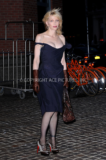 WWW.ACEPIXS.COM . . . . . .July 13, 2011...New York City... Courtney Love attends the screening of 'Snow Flower And The Secret Fan' at the Tribeca Grand Hotel on July 13, 2011 in New York City....Please byline: KRISTIN CALLAHAN - ACEPIXS.COM.. . . . . . ..Ace Pictures, Inc: ..tel: (212) 243 8787 or (646) 769 0430..e-mail: info@acepixs.com..web: http://www.acepixs.com .