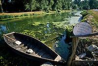 Europe/France/Poitou-Charentes/79/Deux-Sèvres/Coulon: Marais poitevin et maison maraichine
