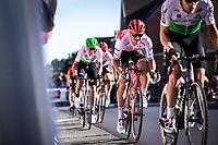 Edward Theuns (BEL/Trek Segafredo)<br /> <br /> 104th Kampioenschap van Vlaanderen 2019<br /> One Day Race: Koolskamp > Koolskamp 186km (UCI 1.1)<br /> ©kramon
