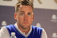 Ryder Cup 2012 Ian Poulter Interview