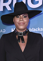 LOS ANGELES - DECEMBER 1:  EJ Johnson at The The Black AIDS Insitute 2018 Hosts Heroes in The Struggle Gala at The California African-American Museum on December 1, 2018 in Los Angeles, California. (Photo by Scott Kirkland/Fox/PictureGroup)