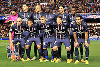 ValenciaCF vs PSG UEFA Champios League 12/13