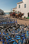 Bicycles mackinac Island