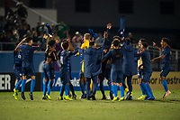 Bradenton, FL - Wednesday, November 21, 2018: The USMNT U-20 plays in the CONCACAF U-20 Championship match against Mexico at IMG Academy Stadium Field.  USMNT U-20 defeated Mexico 2-0.