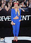 Pia Mia attends The L.A. Premiere of DIVERGENT held at The Regency Bruin Theatre in West Hollywood, California on March 18,2014                                                                               © 2014 Hollywood Press Agency
