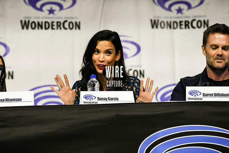 Danny Garcia at Wondercon in Anaheim Ca. March 31, 2019