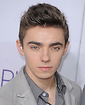 Nathan of The Wanted at The 2013 People's Choice Awards held at Nokia Live in Los Angeles, California on January 09,2013                                                                   Copyright 2013 Hollywood Press Agency
