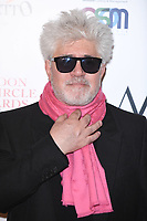 Pedro Almodovar<br /> arriving for the London Critic's Circle Film Awards 2019 at the Mayfair Hotel, London<br /> <br /> ©Ash Knotek  D3472  19/01/2019