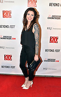 LOS ANGELES, CA - SEPTEMBER 30: Chelsea Mee at the retrospective of Paul Schrader's body of work and The Beyond Fest Screening and Retrospective of Dog Eat Dog hosted by American Cinematheque at the Egyptian Theatre in Los Angeles, California on September 30, 2016. Credit: Koi Sojer/Snap'N U Photos/MediaPunch