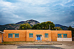 Arroyo Seco Middle School, Arroyo Seco, New Mexico.