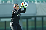 Mamiko Matsumoto (JPN), JANUARY 16, 2018 -  Football / Soccer : <br /> Japan women's national team training camp <br /> in Tokyo, Japan. <br /> (Photo by Yohei Osada/AFLO)