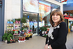 Southgate Florist - Virginia<br /> South Gate business.<br /> Picture:  Fran Caffrey / www.newsfile.ie