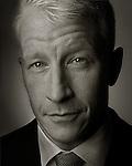 CNN News Correspondent Anderson Cooper