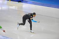 SCHAATSEN: BERLIJN: Sportforum, 07-12-2013, Essent ISU World Cup, 1500m Ladies Division A, Brittany Bowe (USA), ©foto Martin de Jong