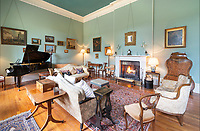 BNPS.co.uk (01202 558833)<br /> Pic: Galbraith/BNPS<br /> <br /> Coming up roses...<br /> <br /> The opportunity to become a 'Laird of the Manor' has become available after a historic Scottish property went up for sale for £2.3m.<br /> <br /> Holme Rose - which means Farm of Roses - has been in the same family ownership for the last 50 years.<br /> <br /> The Georgian country house is in the Nairn Valley in the Highlands and is close to Kilravock Castle, the historic seat of the Rose clan. <br /> <br /> In the 1970s it was the home to the Secretary of State for Scotland Lord Campbell who hosted three Prime Ministers, European royals and US politicians.