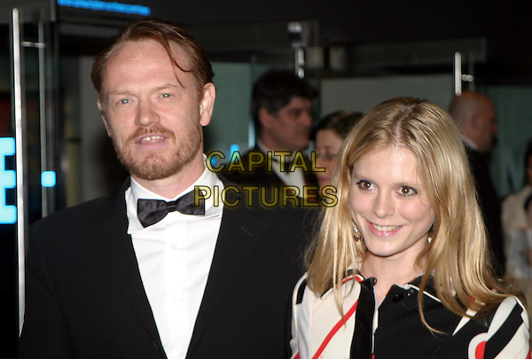 JARED HARRIS & EMILIA FOX.Sylvia UK premiere, part of the Times BFI London Film festival closing night gala.www.capitalpictures.com.sales@capitalpictures.com.© Capital Pictures.