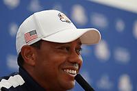 Ryder Cup 2018 Tiger Woods Presser