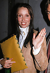 Shelley Duvall attends the movie premiere of 'Time Bandits' at the Underground on November 14, 1981.