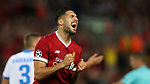 Emre Can of Liverpool  during the Champions League playoff round at the Anfield Stadium, Liverpool. Picture date 23rd August 2017. Picture credit should read: Lynne Cameron/Sportimage